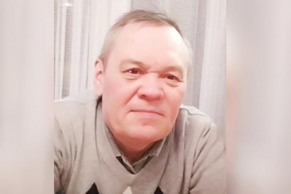 Владимиру Леонидовичу 63 года