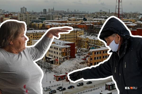 Жильцы четырехэтажки около ПРОМЭКТа выступили против сноса конструктивистского здания