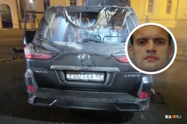 Александр Бачурин совершил наезд на пешехода, возвращаясь рано утром из ночного клуба