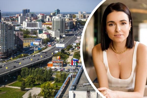 Ирена Понарошку поставила Новосибирск на пятое место