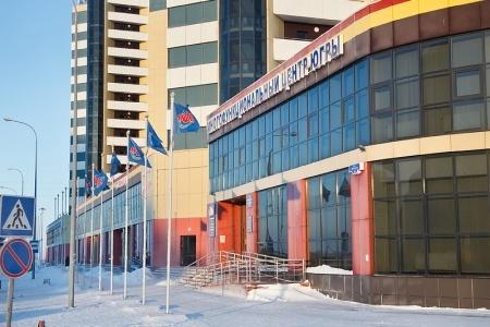"""Так выглядит уже существующий МФЦ, расположенный в Ханты-Мансийске на улице <nobr class=""""_"""">Энгельса, 45</nobr>"""