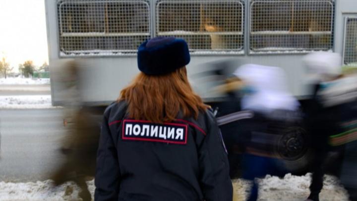 «Не допустят дестабилизации»: УМВД Поморья предупредило о последствиях участия в акциях протеста