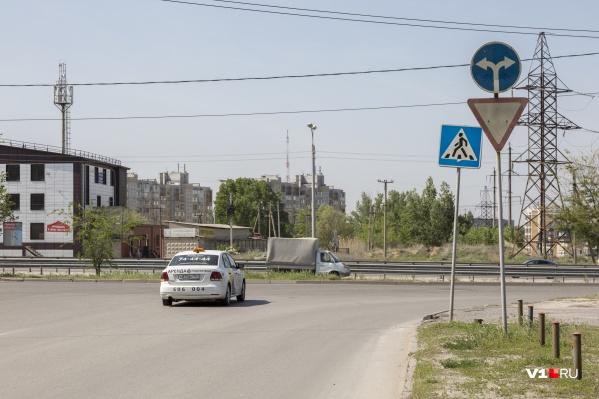 Новый объект появится возле перекрестка с улицей Космонавтов