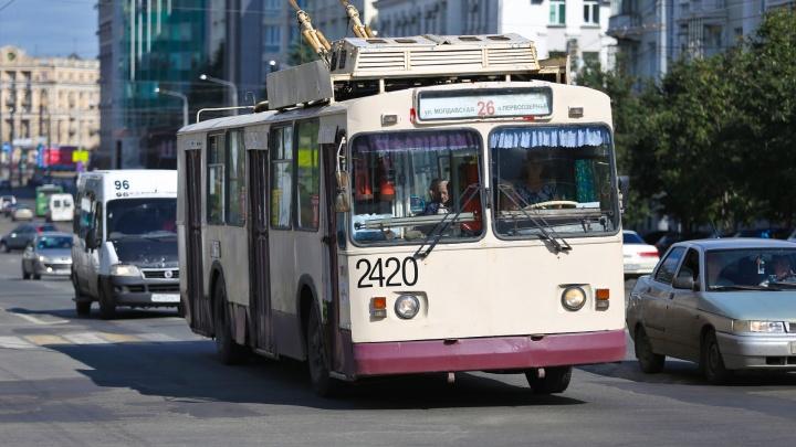 Развивать троллейбусное движение в Челябинске за 10 миллиардов вызвалась компания олигарха Пумпянского