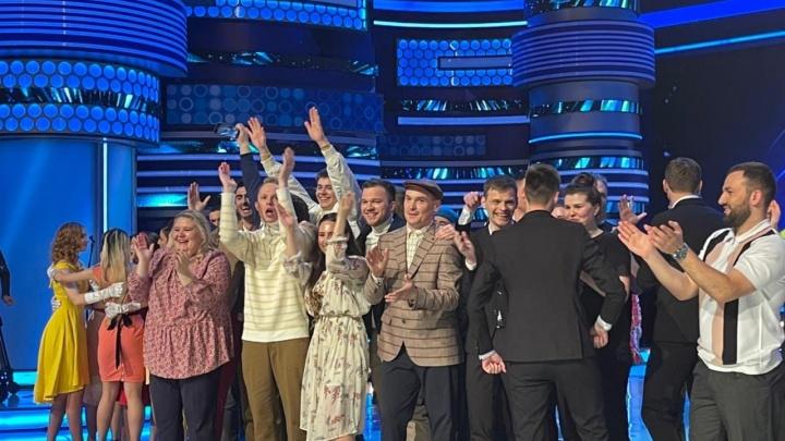 Команда КВН от Пермского края прошла в четвертьфинал Высшей лиги