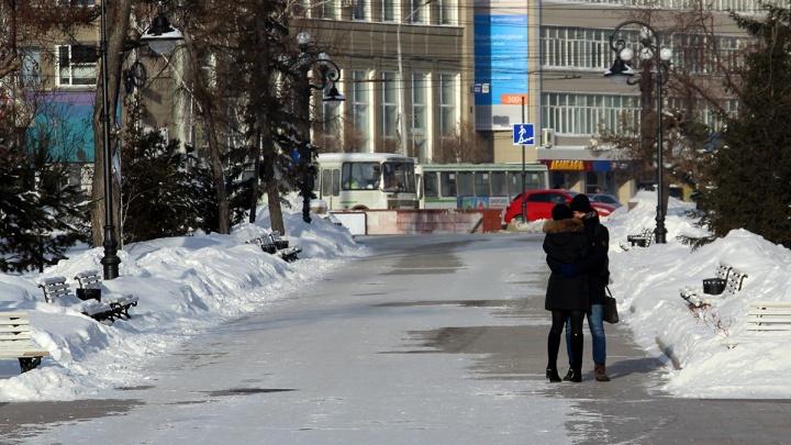 Синоптики спрогнозировали морозный декабрь в Омской области