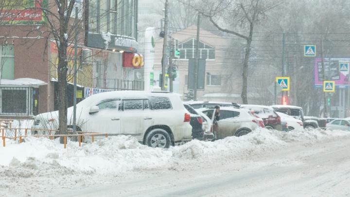 Платные парковки не помогут: что спасет центр Самары от пробок?