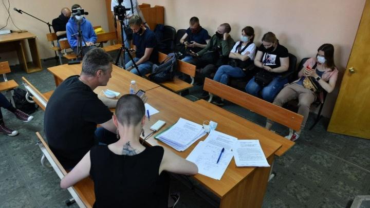 «Дело исключительно в фамилии Ройзмана». Юристы — о суде над экс-мэром Екатеринбурга