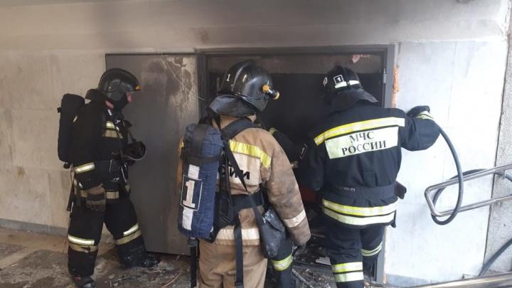 В МЧС назвали причину взрыва газового баллона в подземном переходе в центре Челябинска