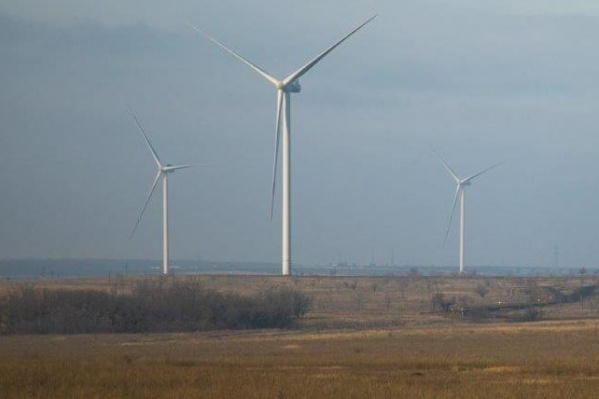 В Красноармейском районе поставят 52 ветроэнергетических установки