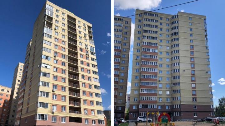 Проблемный дом на Ватутина сдали с опозданием на полтора года