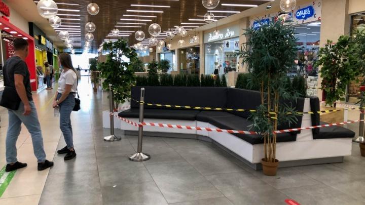 С фуд-кортов и детских игровых комнат в тюменских ТРЦ сняли ковидные ограничения