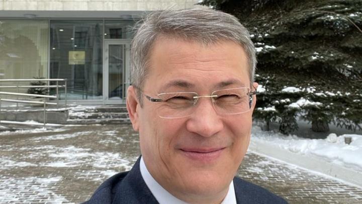 Радий Хабиров попросил помощи у Москвы на восстановление театров и Госцирка в Уфе