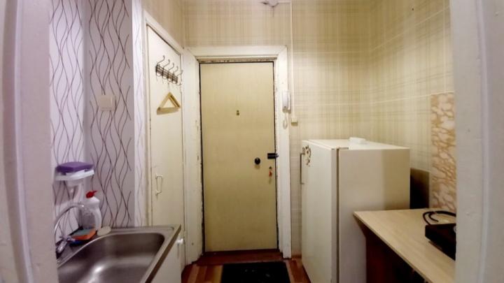 Стали бы тут жить? Как выглядят самые маленькие квартиры на продажу в Архангельске