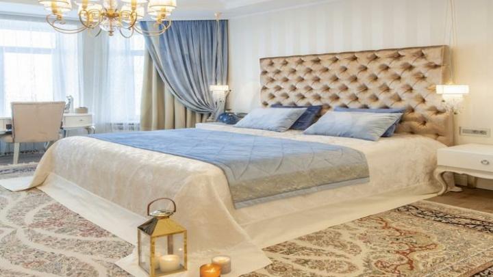 За 27 миллионов в Тюмени продают квартиру свидом намонастырь инабережную
