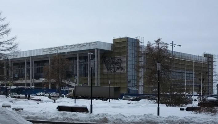 Самарское УФАС вынесло решение по жалобе на торги по строительству Дворца спорта