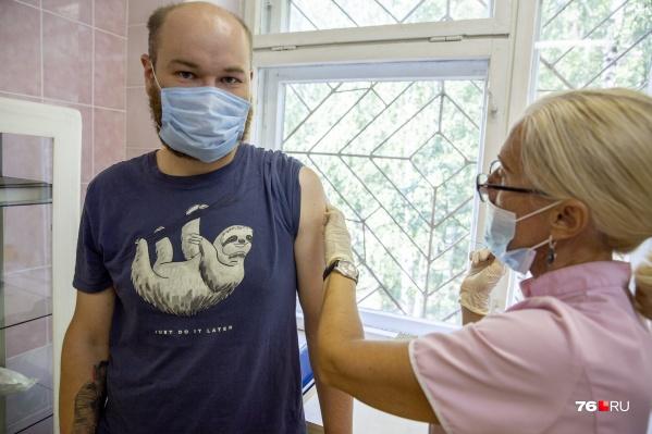Ярославским медикам будут платить за вакцинированных