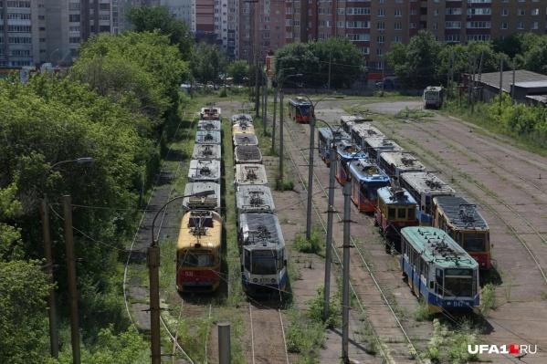 УИТ отвечало за пути и линии электропередачи, а МУЭТ обеспечивало транспортное сообщение