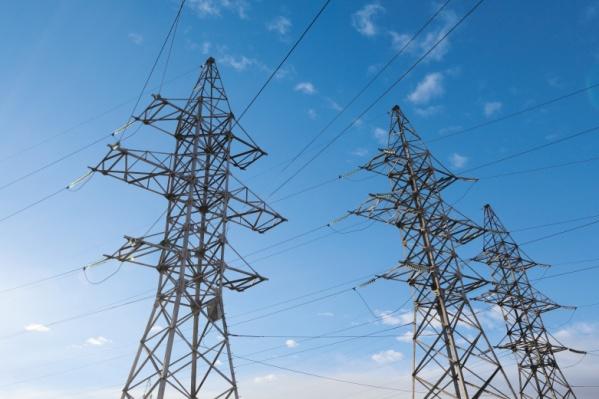 Специалисты не называют сроки подачи электроэнергии