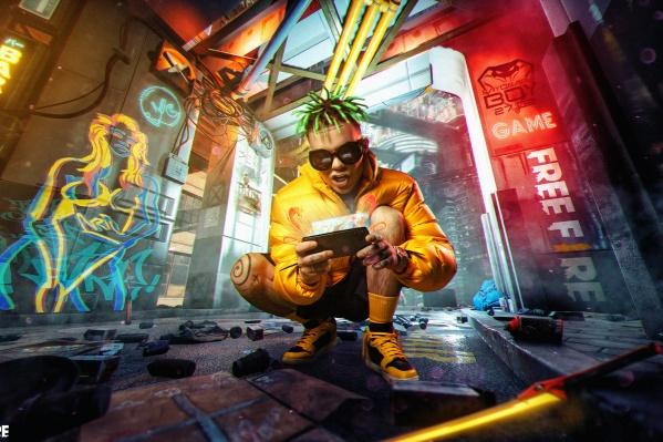 Новосибирский рэпер снял клип, в котором стал персонажем популярной мобильной игры