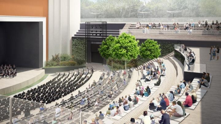 В Ростове откроют новую площадку для концертов
