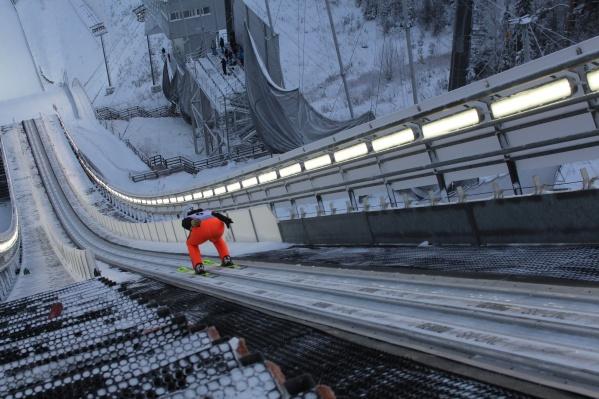 Лыжников покажут в трансляции во «ВКонтакте»