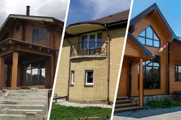 Самые дорогие дачные дома зачастую двухэтажные
