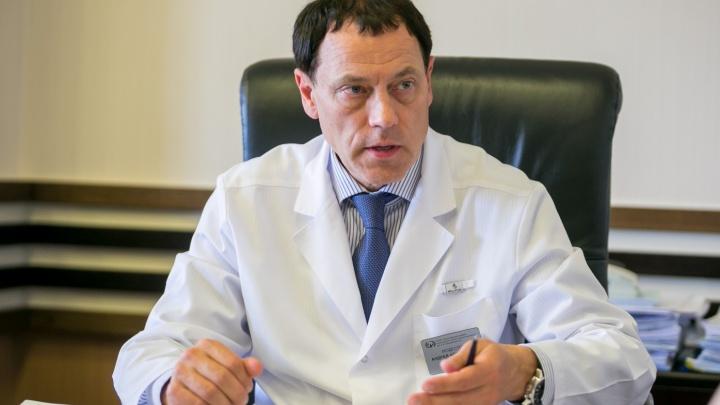 В правительстве объяснили увольнение Андрея Модестова с поста главврача онкодиспансера