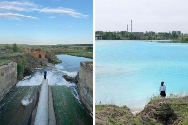 Артур узнаёт про интересные места, путешествуя по Новосибирской области