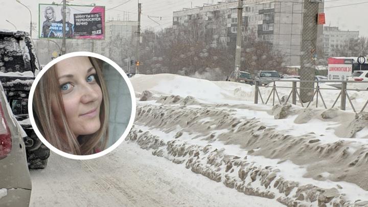 Забытое богом ГБШ: как сибирячка пыталась побороть систему и очистить шоссе от снега (угадаете результат?)