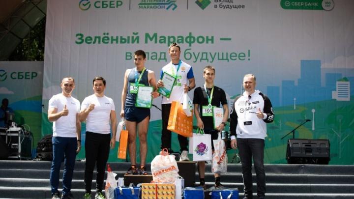В Зелёном Марафоне на юге России и Северном Кавказе приняли участие более 17 тысяч человек