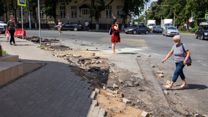 В Уфе из-за ремонта бульвара Ибрагимова перекроют соседнюю улицу