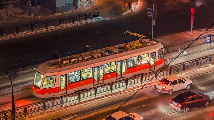 Департамент транспорта планирует попросить у Москвы еще одну партию списанных трамваев