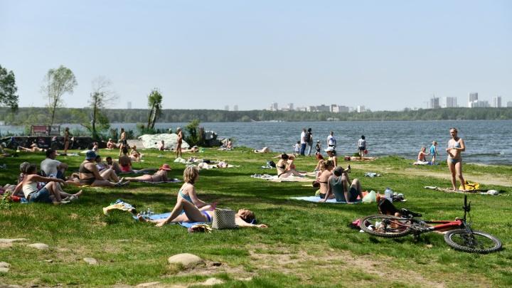Пекло-2021: конец недели в Екатеринбурге обновит температурные максимумы