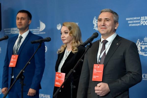 По уверениям регионального оперштаба, Моор проводит отпуск в России
