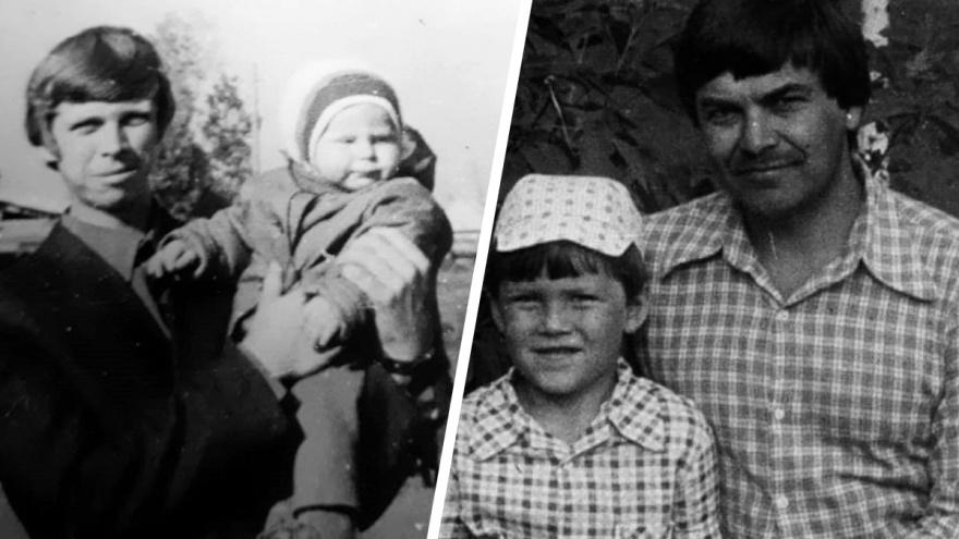 «Спасибо за то, что ты есть»: 8 кузбасских чиновников показали трогательные фото с отцами
