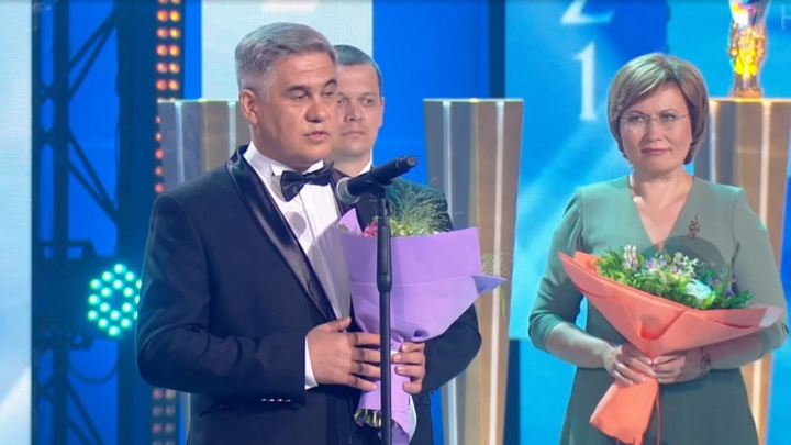 Тюменский врач получил престижную медицинскую премию за уникальную операцию