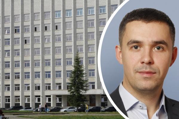Сергей Едемский неправомерно перечислил более 122 миллионов рублей