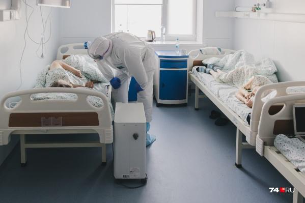 Число новых заболевших в регионе стремительно растет с начала июля