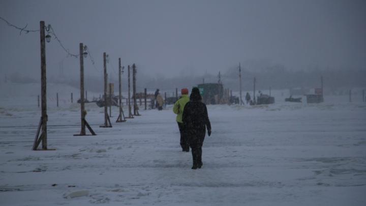 В Архангельской области открыли около 70 ледовых переправ: список