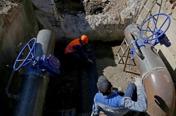 На следующей неделе десятки жилых домов в Уфе останутся без горячей и холодной воды