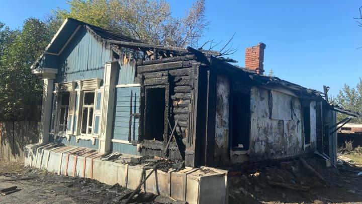 После пожара в доме на Российской организаторы «Том Сойер Феста» намерены обратиться за помощью к мэру