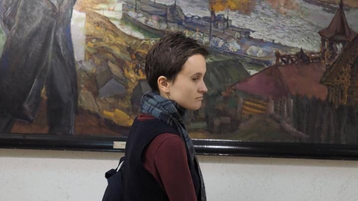 В Уфе полиция не возбудила уголовного дела об угрозах художнице, картины которой разозлили башкир