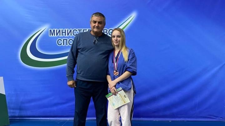 «Легко нигде не бывает»: волгоградка завоевала бронзу чемпионата России по борьбе на поясах