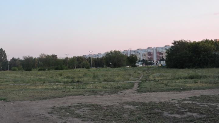 Около ДКиТ хотят построить площадь