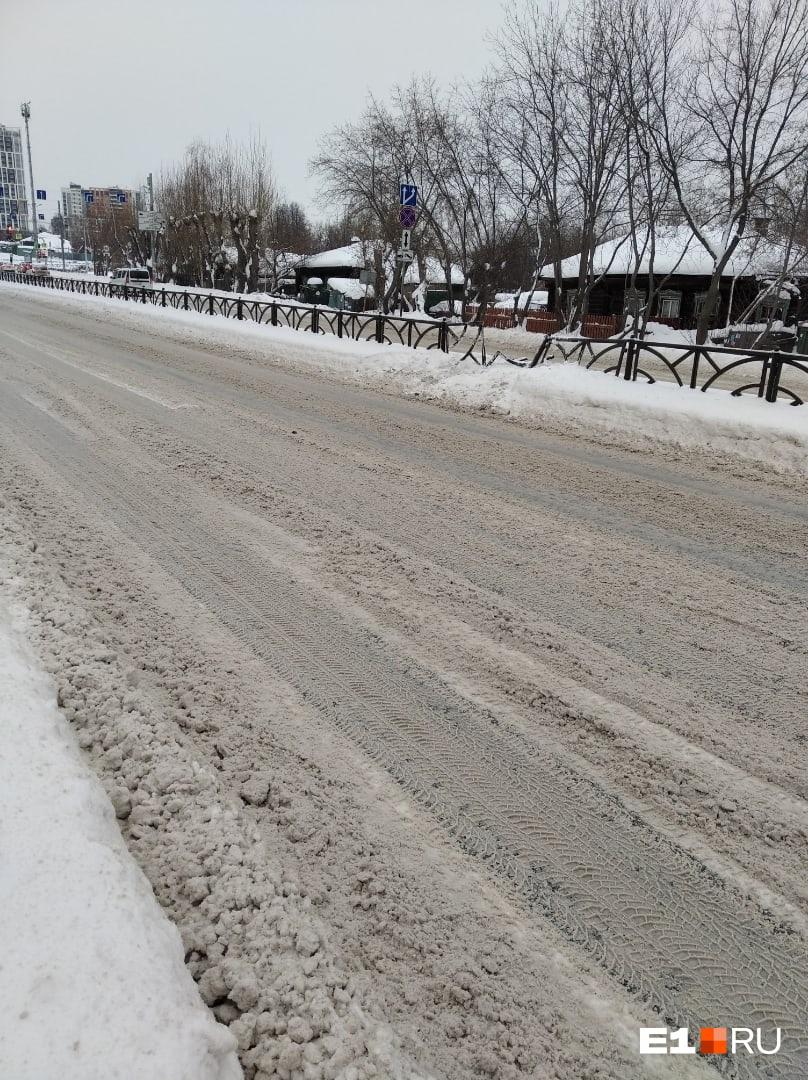 Фото с улицы Московской