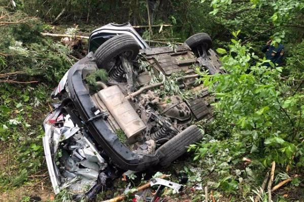 Авария произошла утром 22 июня