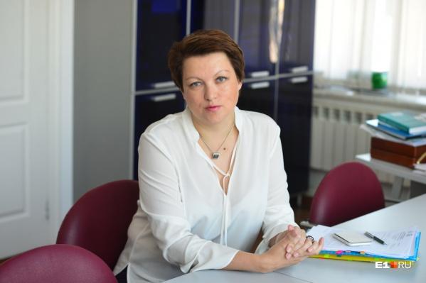 Вице-мэр по социальной политике Екатерина Сибирцева раньше возглавляла городской департамент образования
