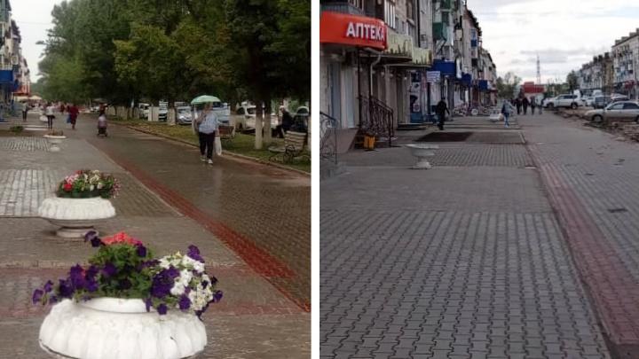 Дендрофобия в российской провинции: смотрим, во что превратило Урюпинск благоустройство за 70 миллионов рублей