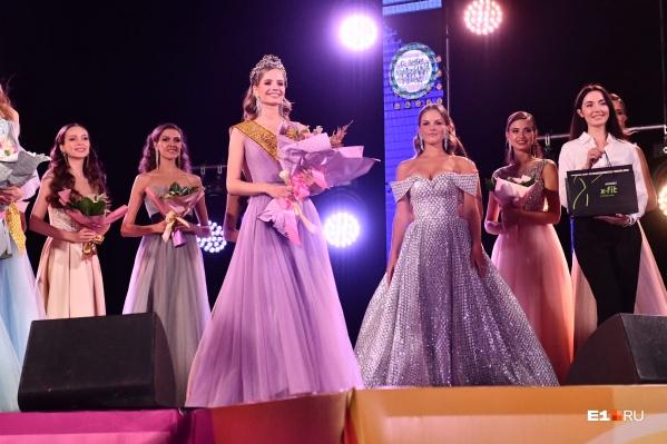 В Екатеринбурге выбрали новую королеву красоты